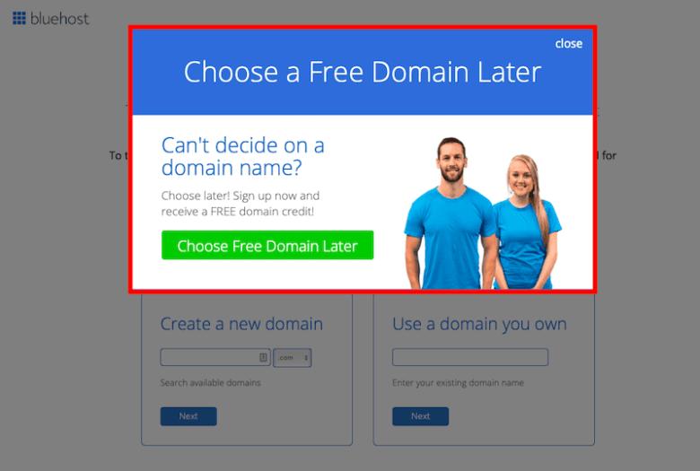 Come avviare un blog - Nome dominio