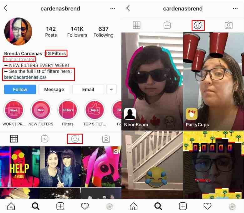 Brenda Cardenas Instagram