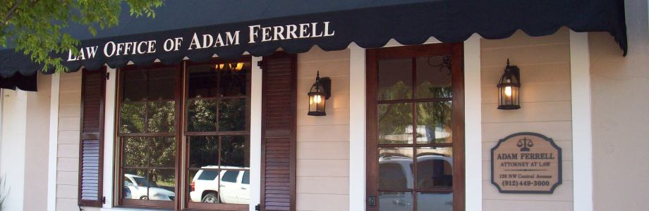 The Office of Adam Ferrell