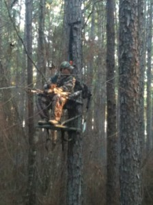 Bow hunting for deer (My real passion!)
