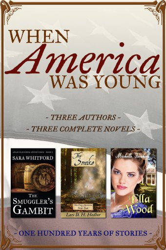 When America Was Young (Box Set)