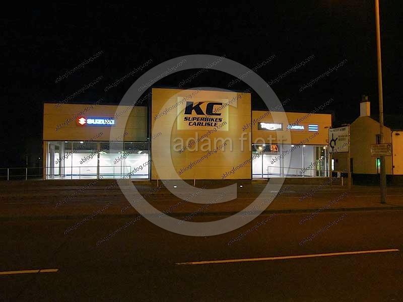 KC Superbikes move into new Caldewgate store