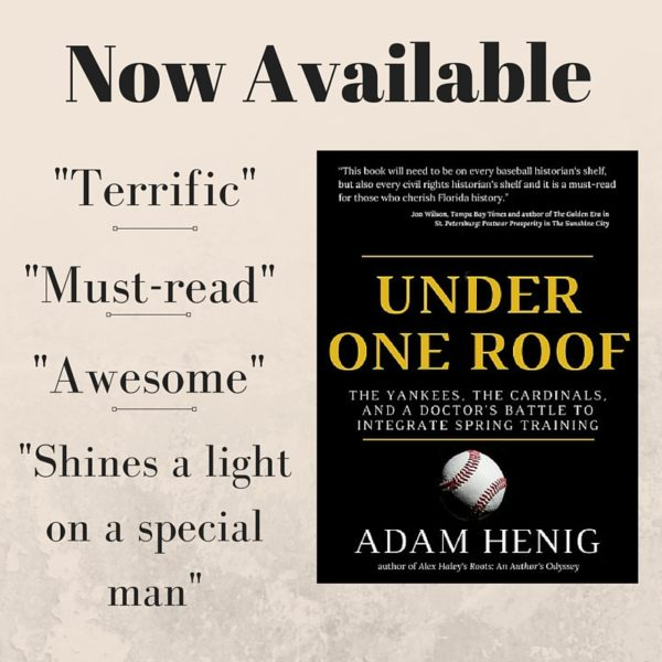 """""""Under One Roof"""" available + """"Roots"""" remake begins Memorial Day"""