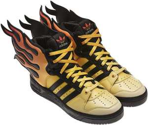 FLAME SHOES ADIDAS