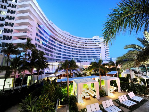 Fontainebleau Miami Florida