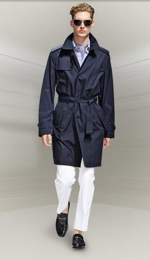 ZEGNA TRENCH