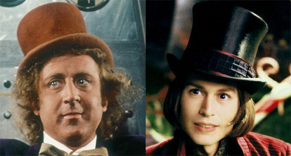 Charlie chocolate