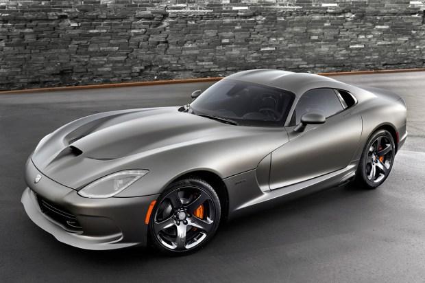 SRT Viper GTS2