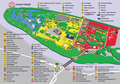 sziget-2013---map