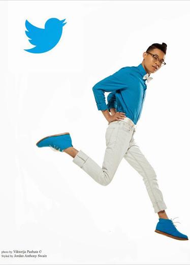 Mr. Twitter
