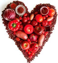 red+vegetables+fruit