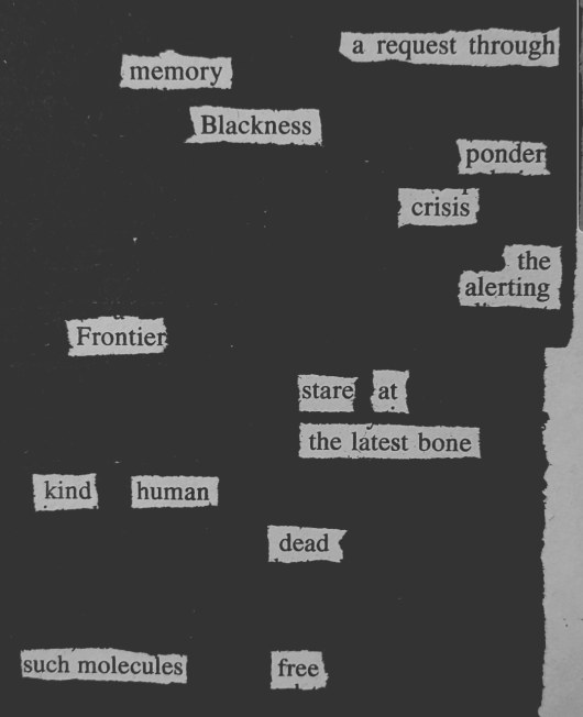 A request through memory Blackness. ponder crisis the alerting Frontier stare at the latest bone kind human dead such molecules free