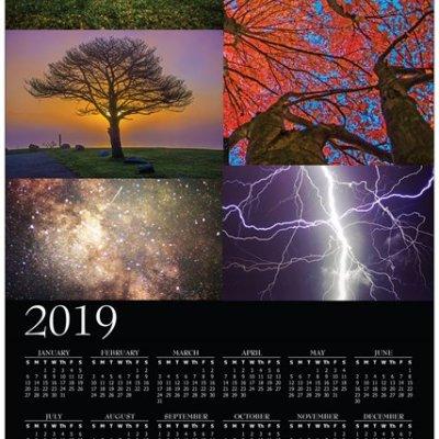 2019 Poster Calendar