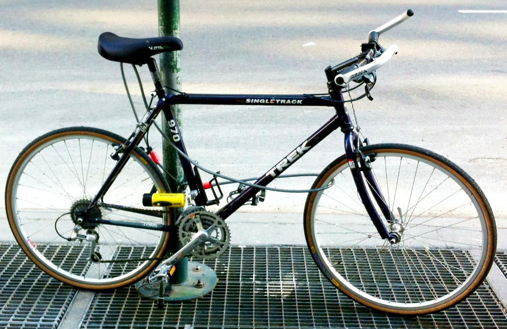 New ride: 1992 Trek 970 Singletrack – Adam Kuban
