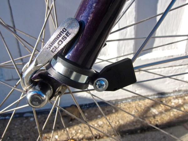 P clamps as an alternative to brazed-on eyelets