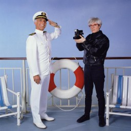 Yes, this really happened: Andy Warhol was on 'The Love Boat'