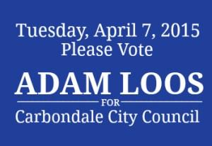 Please Vote Adam Loos