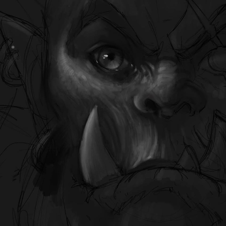 Orc Value Study 1