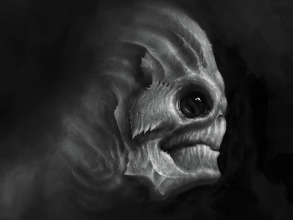 Develop Your Art Style Alien Creature Demo
