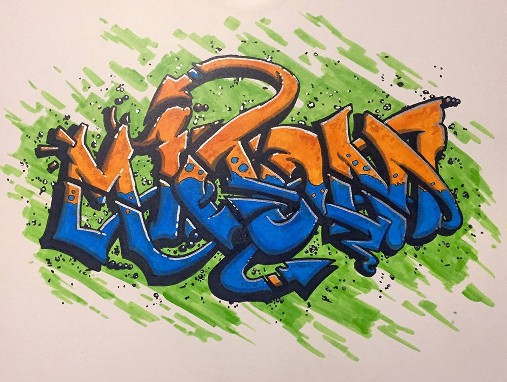 Graffiti Writing Final