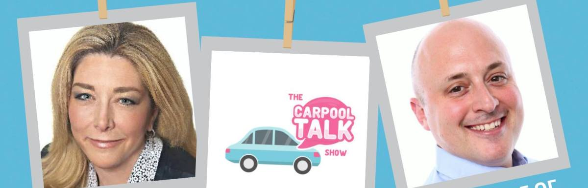 [podcast] Carpool Talk Show Interview on the Future of Podcasting