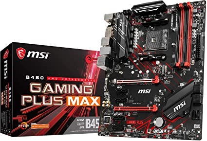 B450 Gaming Plus Max 10 Best Gaming Motherboard From MSI Brands