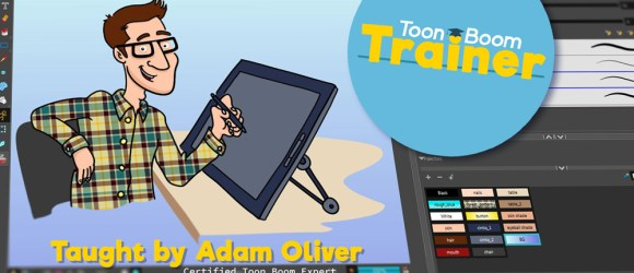 Toon Boom Trainer