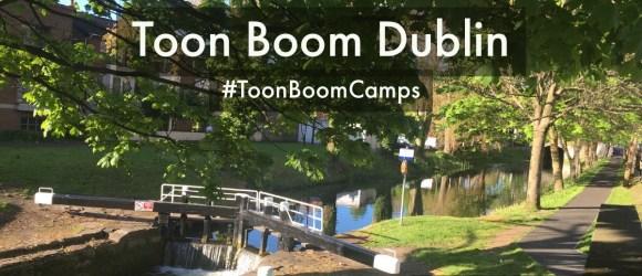 Dublin canal Career Camp