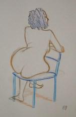 sepia life drawing 03