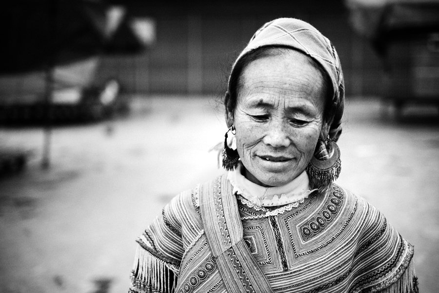 Bac Ha street photography