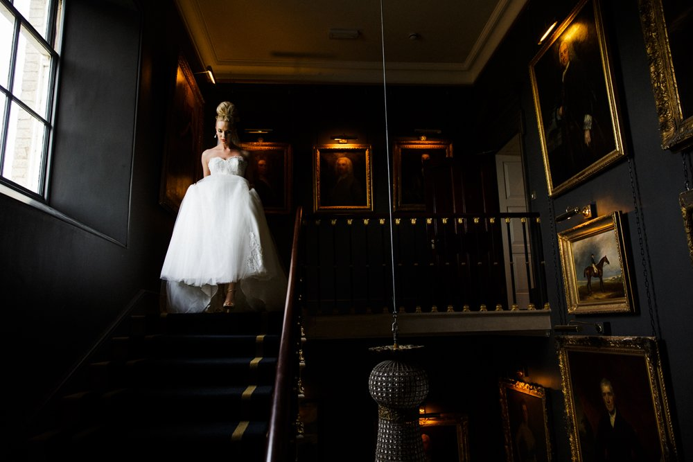 stubton hall staircase