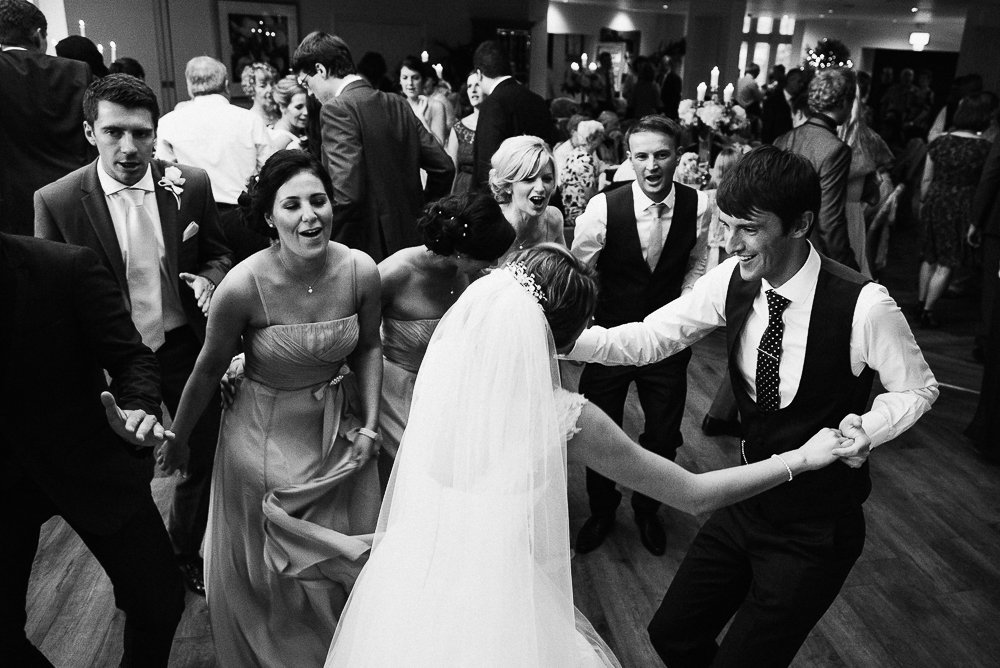 Mitton hall wedding dancing