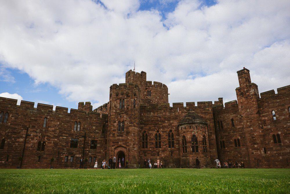 peckforton castle cheshire