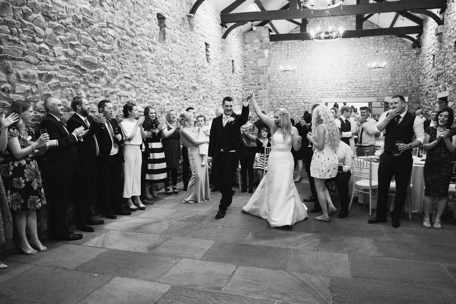 browsholme hall wedding reception