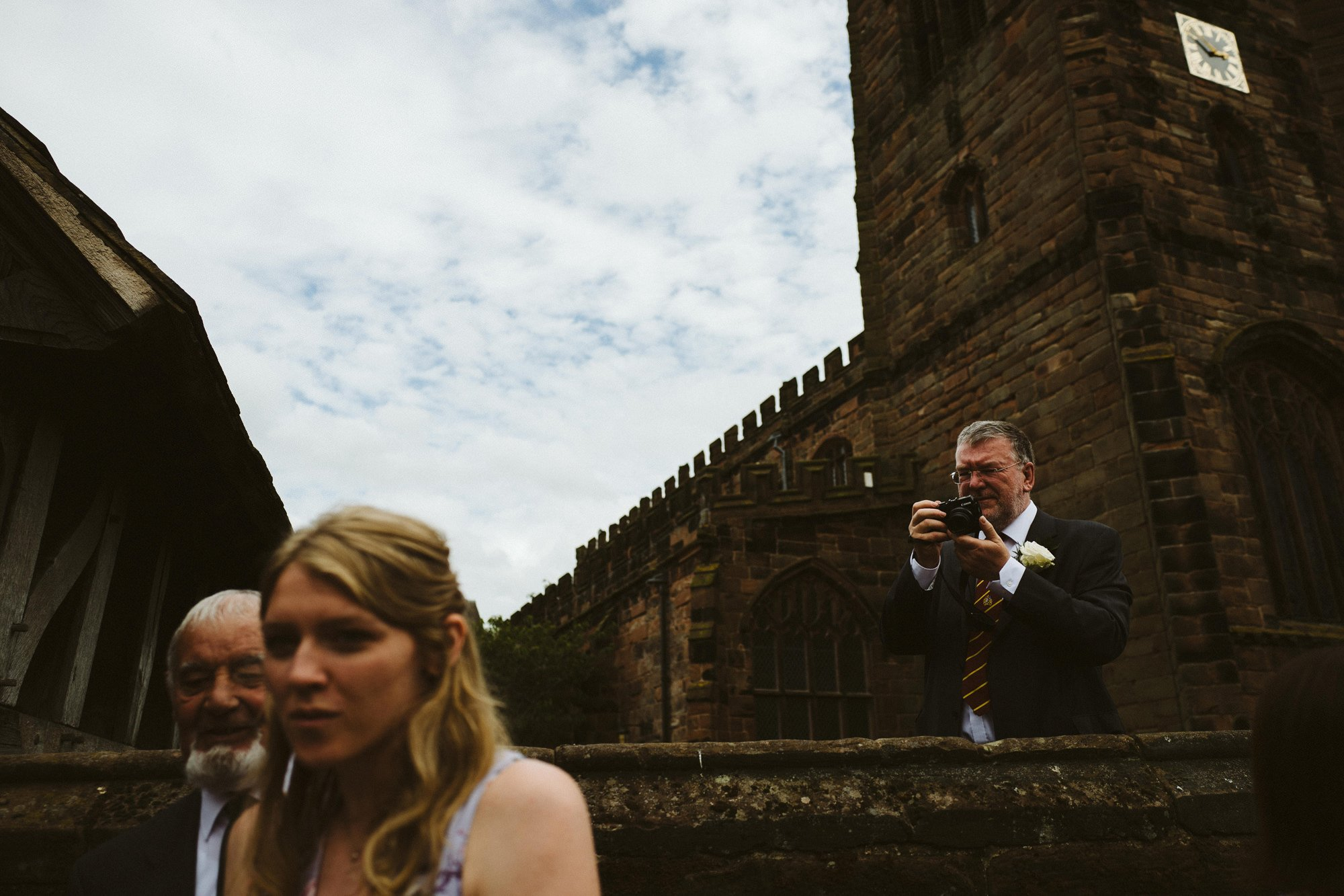 married great budworth church cheshire
