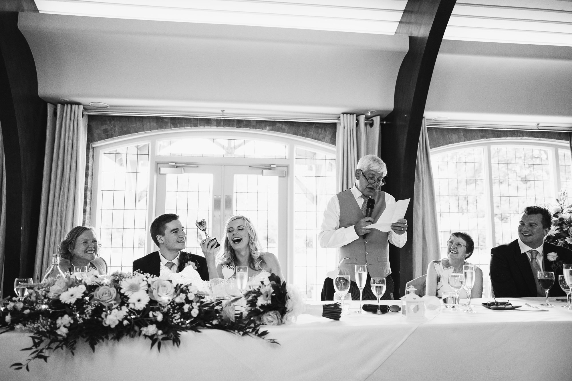 colshaw hall wedding reception