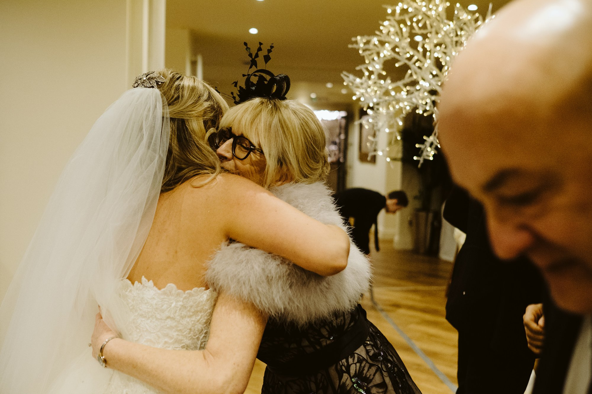 christmas wedding mitton hall