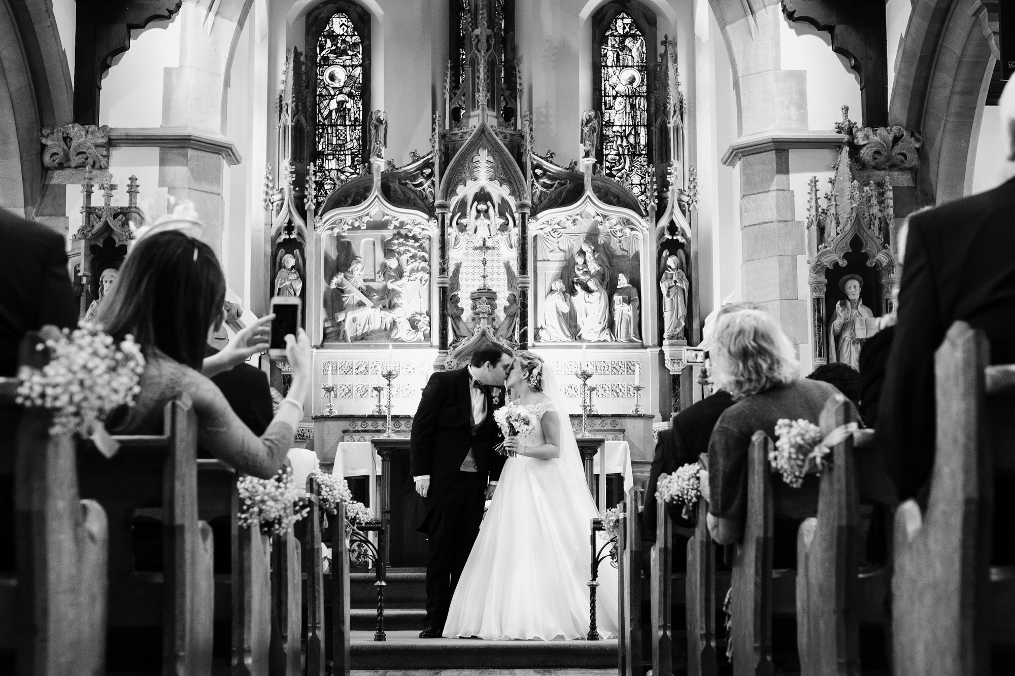 church wedding ripon