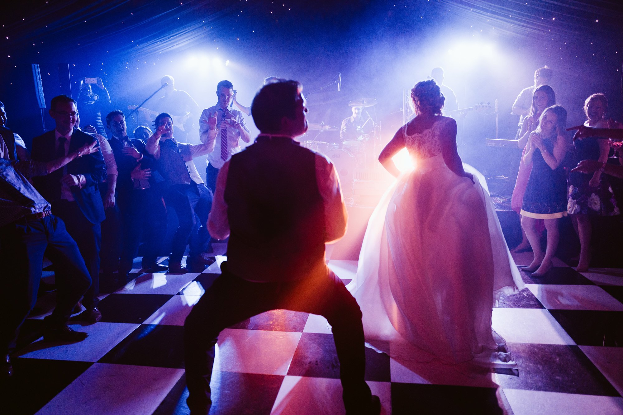 newby hall dancefloor