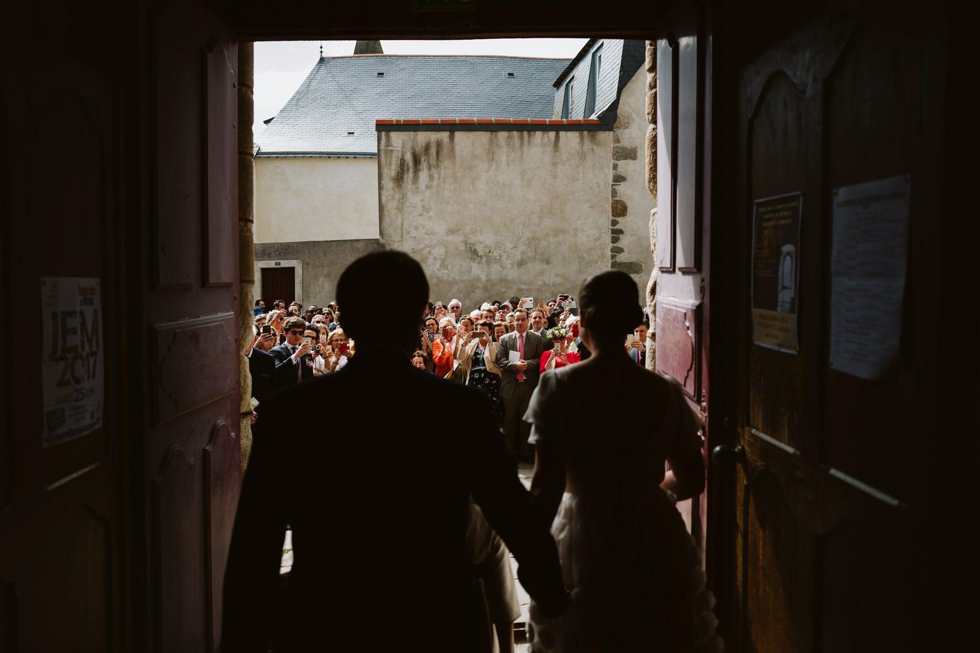wedding le crosic