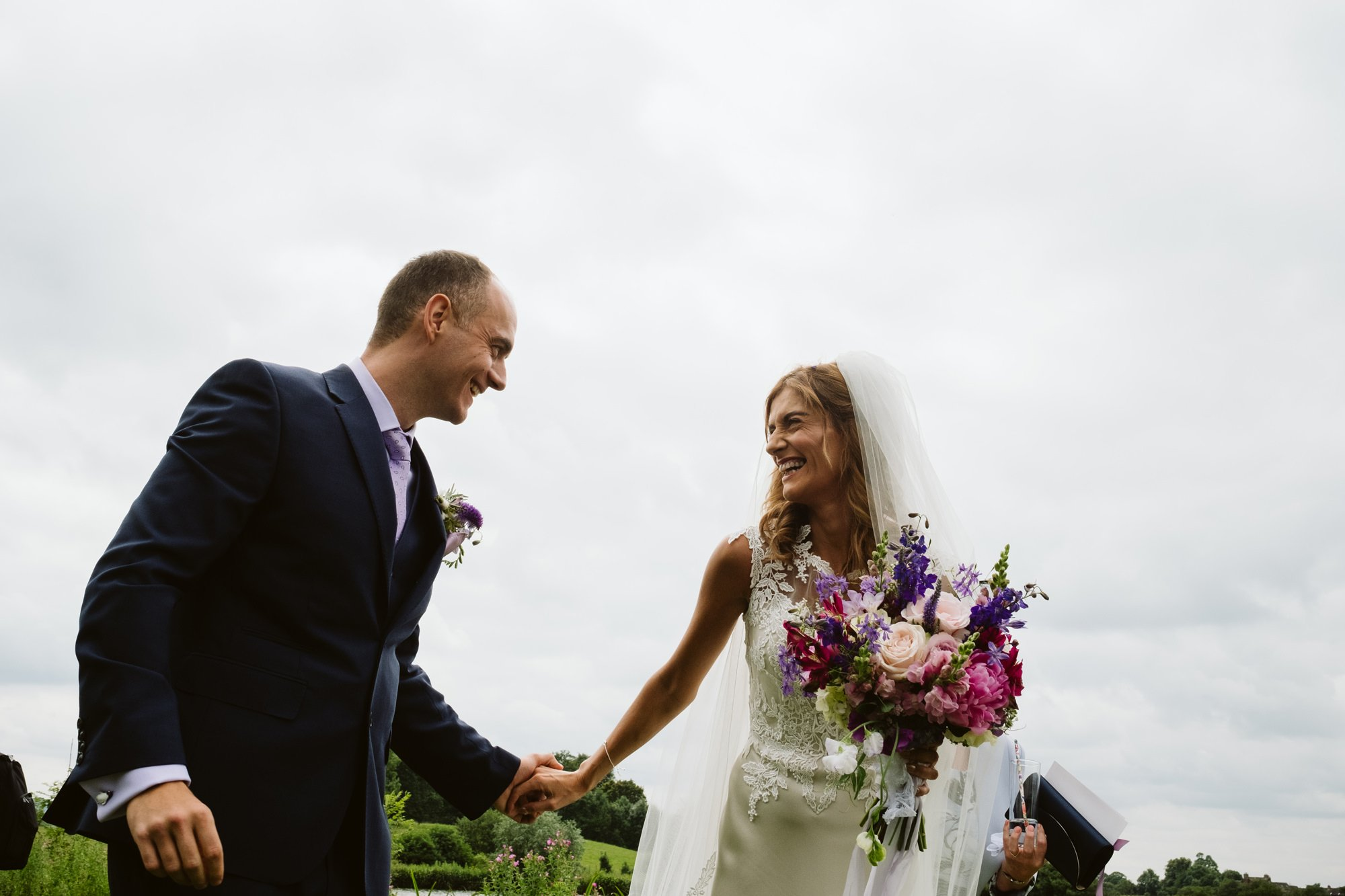 married sanhole oak barn