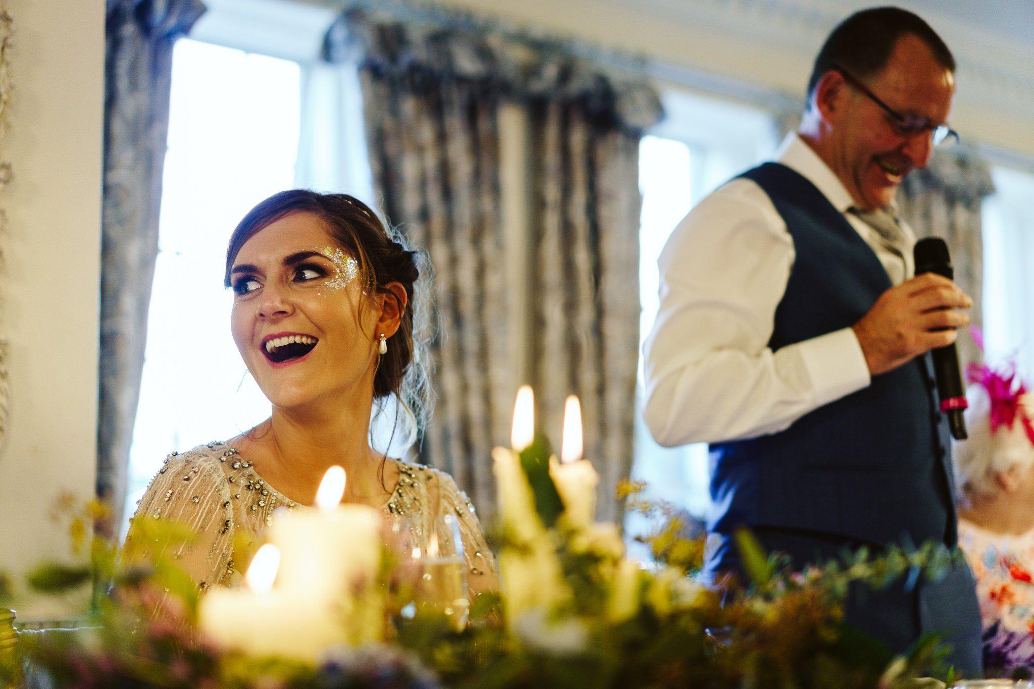 wedding speeches eaves hall