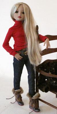 Jean Jeanie Ellowyne Wilde Doll Clothes Pattern