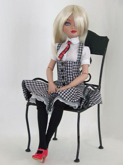 Lulu Ellowyne Wilde Doll Clothes Pattern