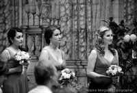 wedding photos of couple in married in Italy