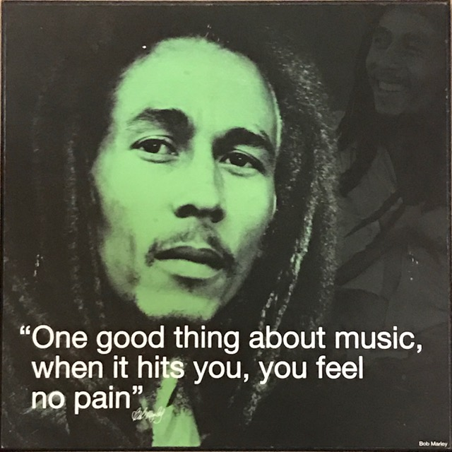 Adam Invites Bob Marley For His Birthday Adams Gift
