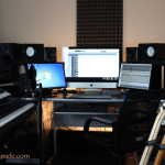 Film Composer, Adam Spade - Recording Studio