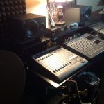 Film Composer, Adam Spade Recording Studio