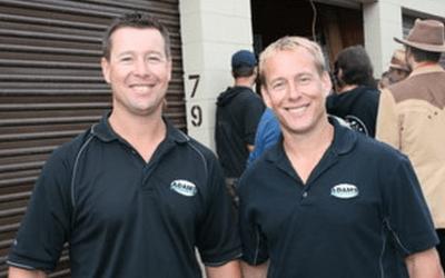 Adams Storage Holds Live Storage Locker Auction