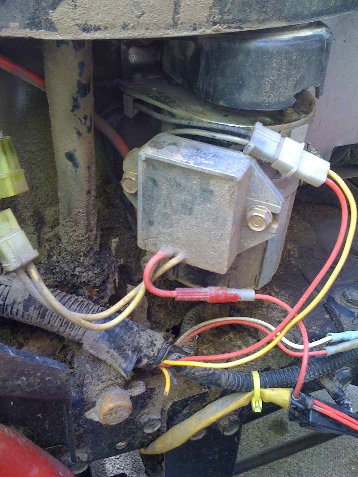 simplicity lawn mower wiring diagram vz binnacle electric pto clutch | get free image about